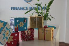 Adventszeit bei der FINANCE BASE