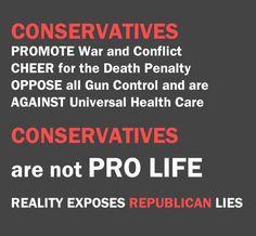 Conservatives.