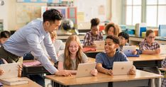 Apple's Classroom and Schoolwork apps empower teachers to do more with technology, guide student usage, and gain insight into students' progress.