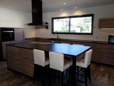 cuisine - Notre maison à Gujan-Mestras par olietsev sur ForumConstruire.com
