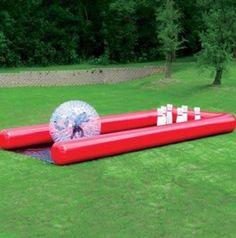 Bowling me encantaria hacer esto!