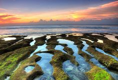 Rock n moss balangan beach,Bali.