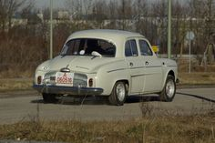 "Dauphine ""GORDINI"" 1962 Testfahrt"