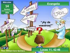 Jesus Cartoon, Religion Catolica, Prophetic Art, Kids Church, Bible Stories, Bible Art, Religious Art, Sunday School, Opera
