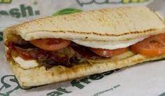 Subway Restaurant Copycat Recipes: Flatbread