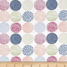 Art Gallery Sketchbook Texture Slots Intense from @fabricdotcom  Designed by April Rhodes for Art Gallery, this cotton print fabric is perfect for quilting, apparel and home decor accents. Colors include ivory and blue.