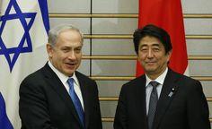 Después de décadas de distancia, Japón busca estrechar los lazos con Israel. El primer ministro japonés Shinzo Abe visitará Jerusalén a finales de este mes, ya que el comercio entre los países