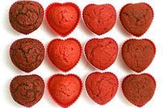 Red velvet cake comparison; good recipes in many categories!