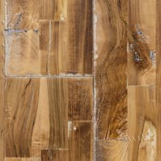 """Sunbleached from our Reclamation Plank Collection by Heritage Woodcraft is a hand-scraped (7-7/8"""") wide-plank solid birch hardwood flooring.Entirely hand-scraped using three techniques: soft sculpting, edge distressing and chisel carving."""