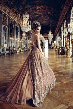 Dior haute couture F/W '96