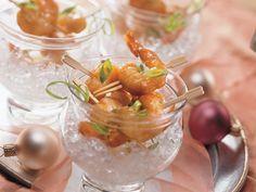 Gingered Shrimp