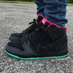 new concept 12df3 fec94 Premier x Nike Dunk High Pro SB