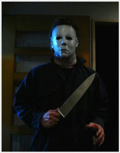 The Shape was what Michael Myers was referred to originally until his name became so widely known