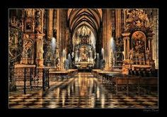 st stephen cathedral in vienna - Google Search