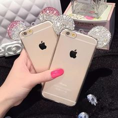 blingbling Micky mouse phone case iPhone 6 plus new fit for 6 plus Accessories Phone Cases