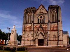 Cáceres, Mato Grosso, Brasil - Catedral São Luiz