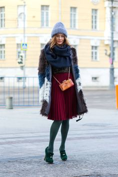 Get your wardrobe ready for winter with these cold weather necessities.