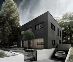 House in Poland, Gdynia_view 03