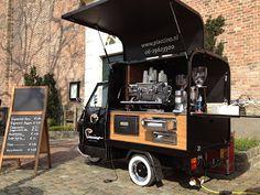 Italian Food Trucks - Mobiele Catering Concepten met een Italiaans Thema: Piaccino