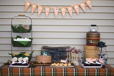 The Homespun Hostess: CAMP TYLER {Celebrating 9 years}