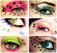 Party Ideas: 50 Creative Face Painting Design Concepts To Inspire You