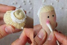 Boneca de Pano: Penteados para bonecas Tilda1 - pap Mais