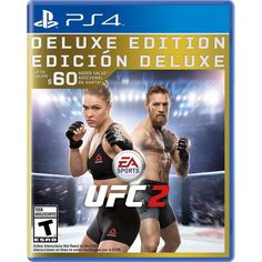 Ufc 2 Deluxe Edition (PlayStation 4)