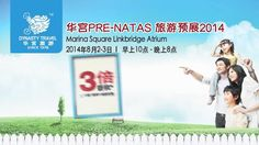 Dynasty Pre-NATAS Travel Fair 2014