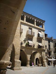 Calaceite, Teruel, Spain