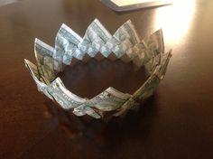 Money Lei Crown. $50.00