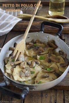 Meat Recipes, Chicken Recipes, Healthy Recipes, Cena Light, Good Food, Yummy Food, Diy Food, Italian Recipes, Food And Drink