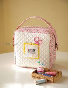 Boxy Sewing Bag