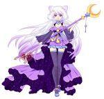Moonlight goddess extra: Hanekko by RaineSeryn