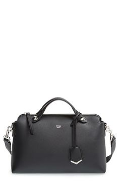 Fendi 'Small By the Way' Convertible Leather Crossbody Bag available at #Nordstrom
