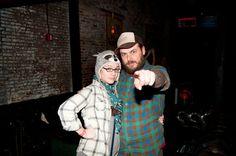 Lucero 12/30/11 live at Brooklyn Bowl // #LiveMusic - #BrooklynBowl - #Events - #BrooklynNightlife - #NYC #Entertainment - #MusicPerformances - #concerts - #BrooklynBowlHotShots - #Lucero - Photo by @BrooklynVegan