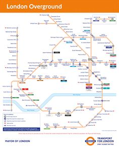 Image result for what is london overground
