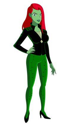 Poison Ivy Dc Comics, Absorbing Man, Beast Boy, Black Lightning, Black Canary, Fantastic Four, Marvel Vs, Gotham, X Men