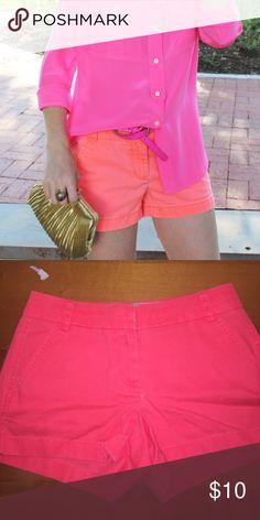 J. Crew shorts Like new J. Crew Shorts