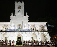 Argentina Virtual: Recorridos virtuales por edificios que conforman nuestro patrimonio histórico y cultural.
