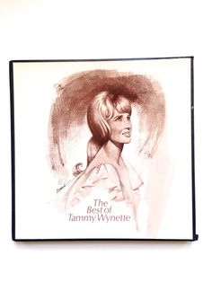 The Best of Tammy Wynette Box Set Records by VintageCommon on Etsy