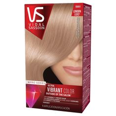 Vidal Sassoon Pro Series Permanent Hair Color - 9WV Mulberry Street Blonde (Yellow)