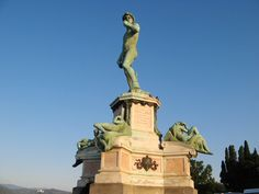 Panoramic View from Piazzale Michelangelo,Florence,Italy:Panoramic Views of Florence