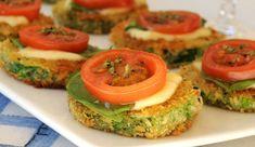 Rodajas de Zapallitos Crocantes - Gourmet, el placer de comer bien