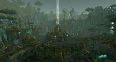 World of Warcraft Cities Super cool World of Warcraft photos