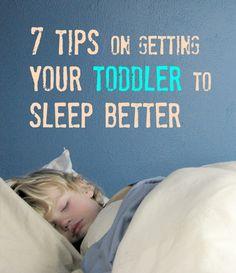 toddler sleep...good info