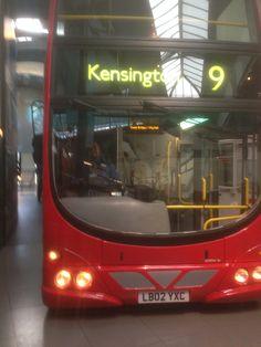 https://flic.kr/p/uMPr19 | Me driving VWL5 | London Transport Museum.