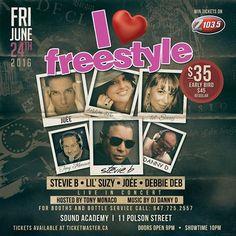 I love Freestyle!