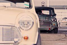 my mans a mini man Mini Cooper Classic, Mini Cooper S, Classic Mini, Classic Cars, Mini Countryman, Car Museum, Classic Motors, Mini Things, Top Cars