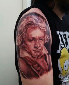 tattoo beethoven