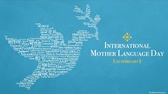 21 February International Mother Language Day is observed throughout the world.This day promotes Multilingualism. Here are the details of History of that day International Days, National Language, Citizen Science, La Sede, World Languages, First Language, Create Awareness, Chennai, Peace